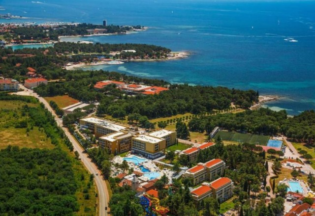 Umag - Hotel Sol Garden Istra 4*