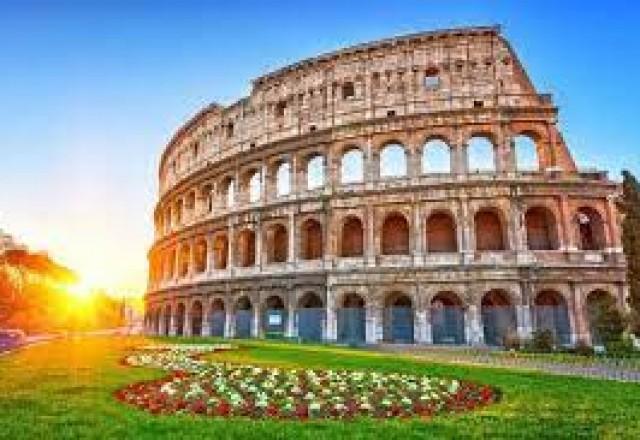 Rim - Neapelj  - Pompeji