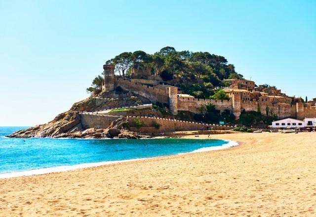Poletje v Španiji 2021