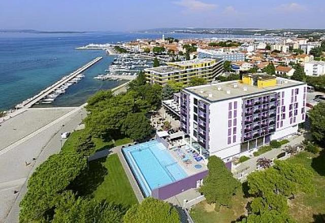 Biograd, hotel Adriatic 3*