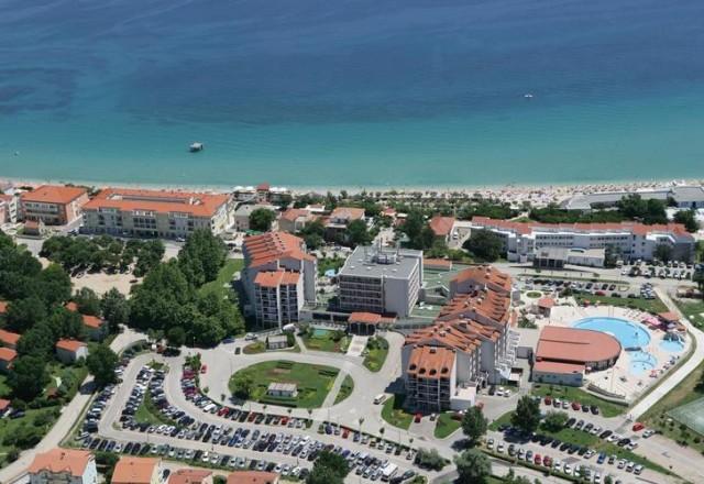 Krk-Baška, hotel Corinthia 3*