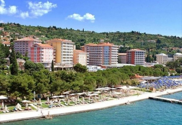 Portorož - hoteli Lifeclass 4*