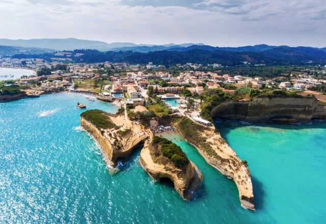 Grčija - Otok Krf