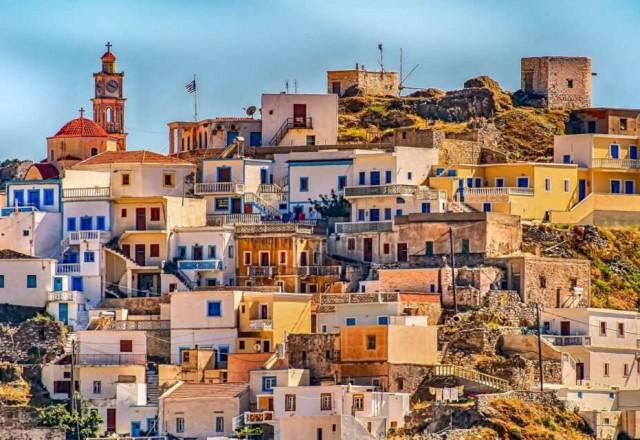 Grčija - otok Karpatos