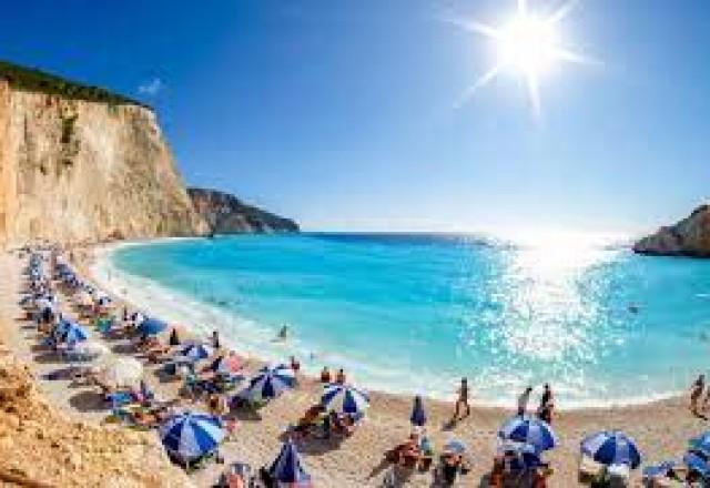 Grčija - otok Lefkas