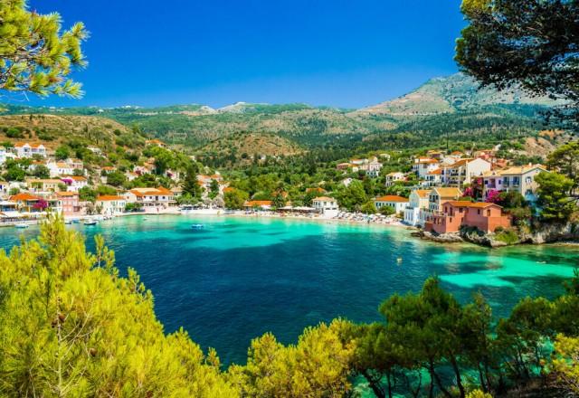 Grčija - otok Kefalonija