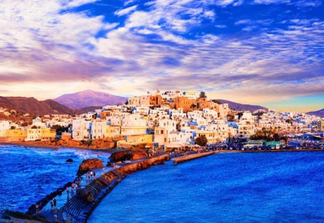 Grčija - otok Naxos