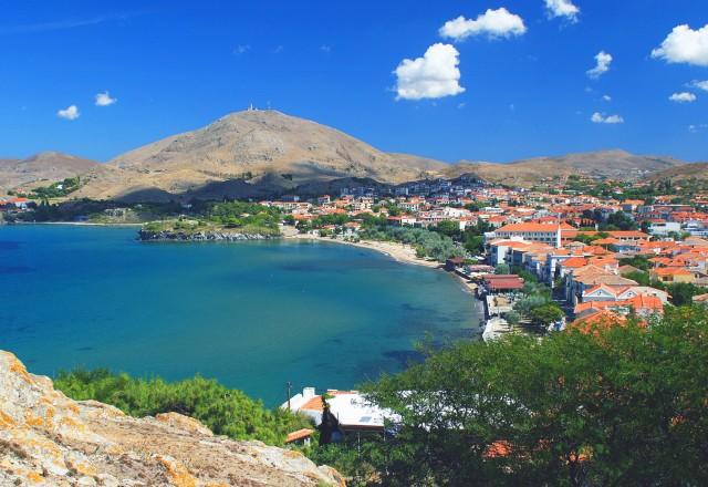 Grčija - otok Limnos