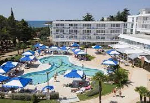 Novigrad, hotel Aminess Laguna 3*