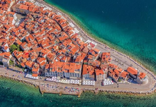 Poletje 2021 na slovenski obali