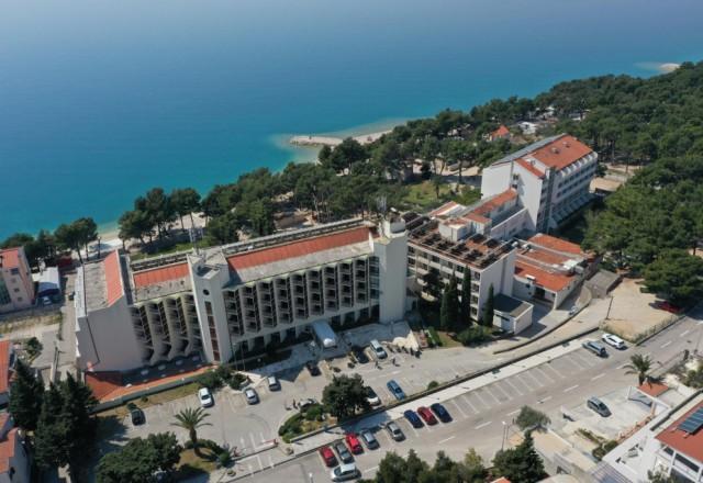 Makarska - hotel Biokovka 3*