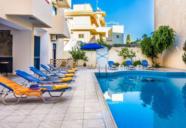 Grčija - Kreta - Hersonissos Central 3*